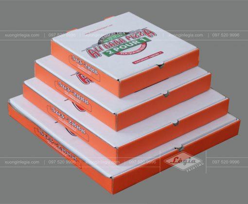 Hộp Pizza Ali Baba