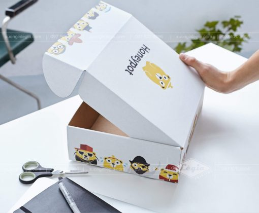 Hộp Carton CauseBox
