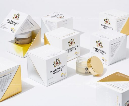 Hộp giấy Honey Face Cream